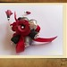 "Brooch ""Poppy"""