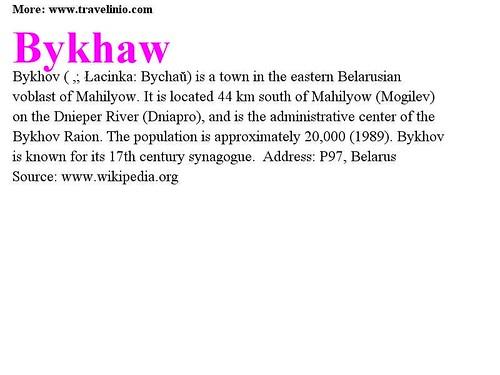 bykhaw