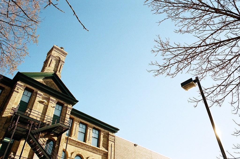 加拿大遊學日記22 (Nikon FE2)