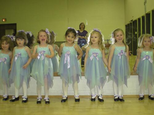 Ella's Dance class