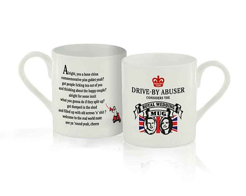 Royal Wedding Mug SMALL