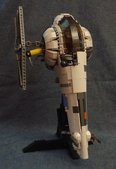 Odd Manka Cat (Sydag) Tags: lego star wars moc slave one hybrid fighter uglies