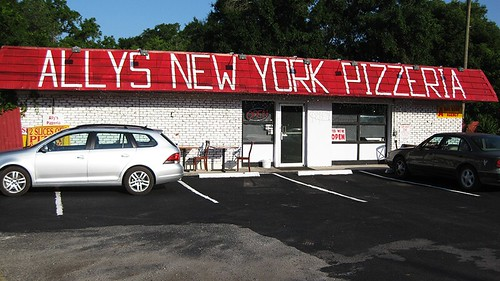 ally's new york pizzeria