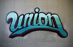UNION (youkneeon) Tags: sun graffiti time juice union astro spray rap graff zombies crunk liquid deps
