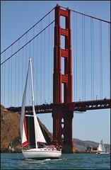 Icon (LifeLover4) Tags: sf california sailboat canon boat fishing telephoto goldengatebridge goldengate sanfranciscobay marinheadlands arima ggb northtower limepoint ef70300mmf456isusm 550d ggrna t2i parkpic lifelover4 stickneydesign ggnpc11 ggc2011 ggb75