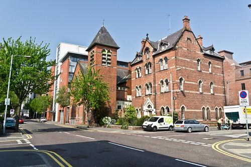 Belfast City - Sussex Place