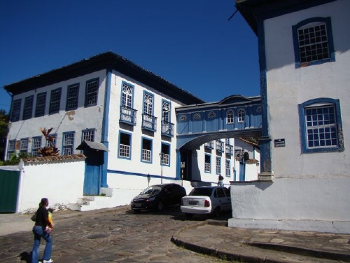 Casa da Glória - Diamantina - Brazil