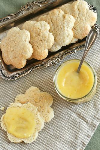 Lemon-Ginger Scones