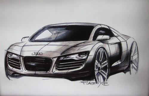 Cool Audi R8 Drawing Hong Kong Audi Showroom A Photo On Flickriver