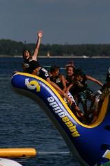 Revolution (Maguide) Tags: port loisirs plage parc vue idylle jeux landes aquitaine aquapark activite aquatique biscarrosse aquaparc maguide basenautique portmaguide