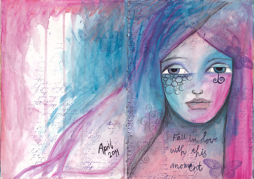 art journal april/may