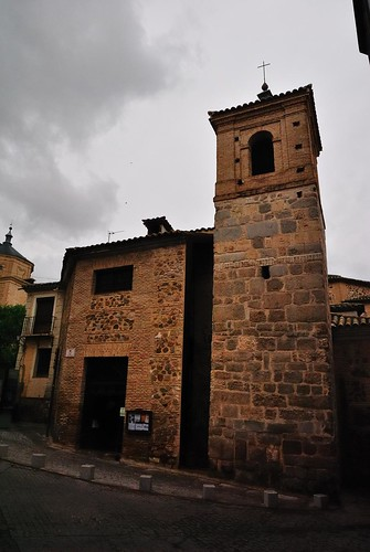 Iglesia del Salvador. Toledo.