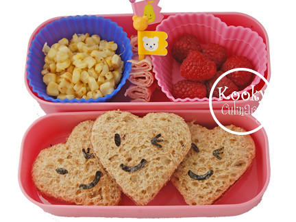 Bento #151 - Cheeky bread day