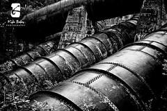 BC Hydro - Stave Falls Hydro Electric Dam IV (Kyle Bailey - Da Big Cheeze) Tags: borderfx kylebailey dabigcheeze worldmachineshdr rookiephotokylebailey wwwrookiephotocomrookiephoto