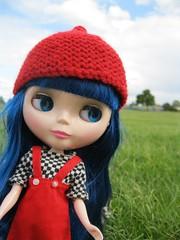 Retro girl <3