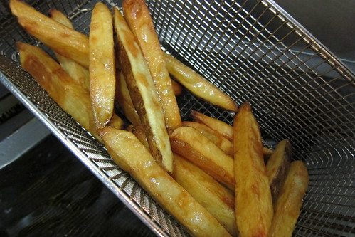 MB Post: Fries at Rest