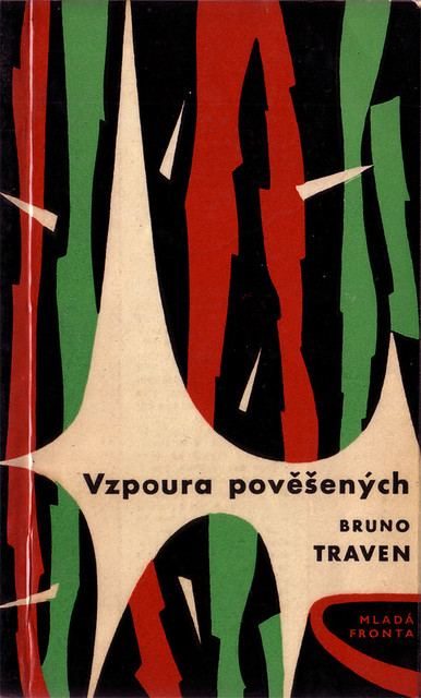 Czechoslovak book cover (1964)