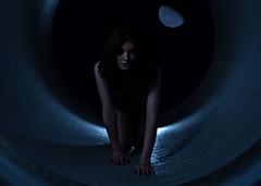 Moonwalk (Zavarykin Sergey) Tags: 2 portrait moon girl car night moonwalk strobe жена abigfave начинизавиждане представисичесижена