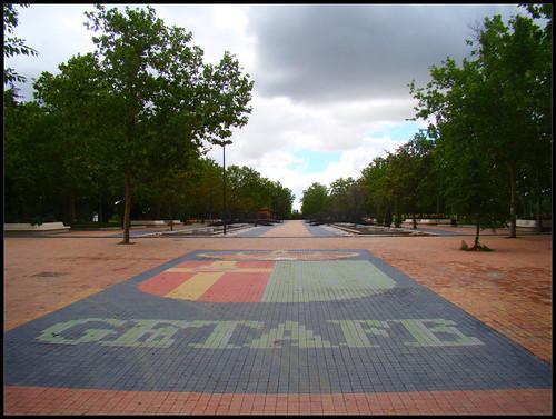 Parque del Lago, Getafe