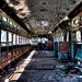 Old NYC Trolley
