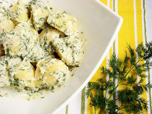 лимонный картофель 1