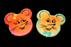 Fred and Ethel Mouse