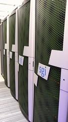 SGI (vcastelo) Tags: barcelona spain supercomputer catalunya sgi barça cataluña cray hpc cesca xmp equipossupercomputación
