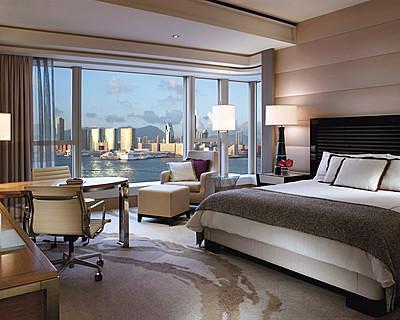 香港の高級ホテル:フォーシーズンズ ホテル 香港