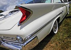American Streamline (skipmoore) Tags: show classic car automobile marincounty chrysler fin tailight concoursdeelegance
