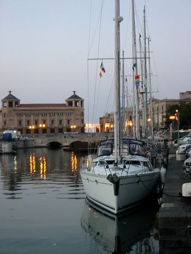 Sunset in Siracusa