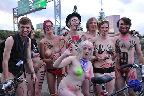 Pdx world nude bike ride