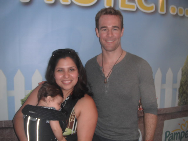 D & JAMES VAN DER BEEK