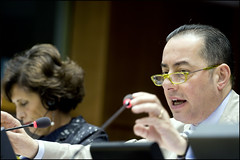 EP Vice-Chairman Giovanni Pittella chaired the...