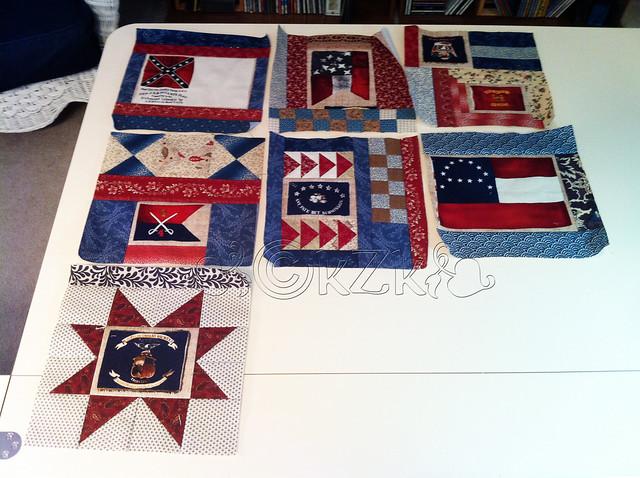 IMG_2749 Gettysburg Battle Flag Quilt