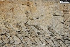 A WINGED BULL FOR SENNACHERIB PALACE (Assyria, Babylon, Akkad, Sumer...) Tags: bull winged nineveh lamassu assyria sennacherib