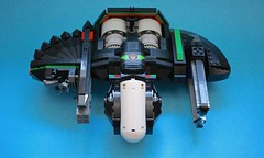 Doom Blade Heavy Assault Fighter (Aaron (-_-)) Tags: lego stg