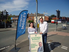 "Stephen Mosley MP Boughton Street Surgery • <a style=""font-size:0.8em;"" href=""http://www.flickr.com/photos/51035458@N07/14218075432/"" target=""_blank"">View on Flickr</a>"