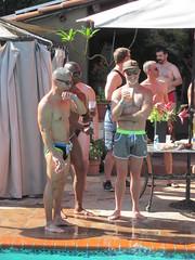 IMG_8756 (CAHairyBear) Tags: man men uomo hombre homme poolparty hom payasospoolparty