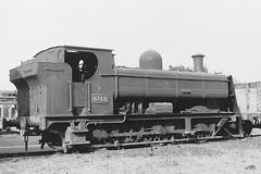 6742 (Gricerman) Tags: br steam newport western gwr britishrailways 6742 060pt brsteam westernsteam steamwestern 4700class brwestern steamgwr steambr newportpill westernsteambr