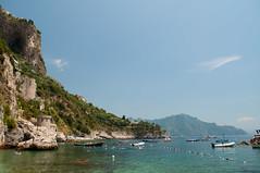 DSC_0182 (Nath Millar) Tags: sea italy sun beach nature beauty coast boat italia amalfi dei conca marini