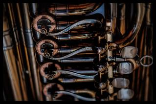 Tuba / Helios 44-3