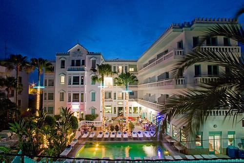 Es Vive 2011, Ibiza Hotel