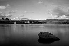Hollingworth Lake. (craig philip szlatoszlavek.[ON CATCH UP]) Tags: rochdale ndfilter canoneos50d sigma1850mm28exdclens