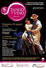 Tango y Vino en Florencia