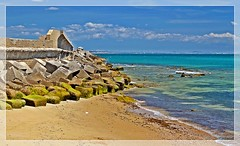 Beach in Rota, Spain (thevisualeffect.com (JD Malave)) Tags: beach canon outdoors spain rota t2i ringexcellence