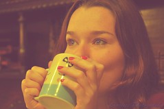 Bons drink (Laarices Fofagrafia) Tags: alice caneca alicedisse disse