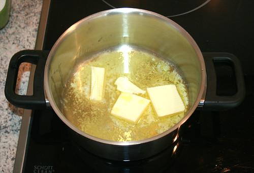 14 - Butter zerlassen
