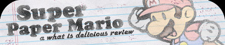 Super Paper Mario Review