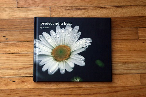 #21: Make a photo book out of Project 365 photos