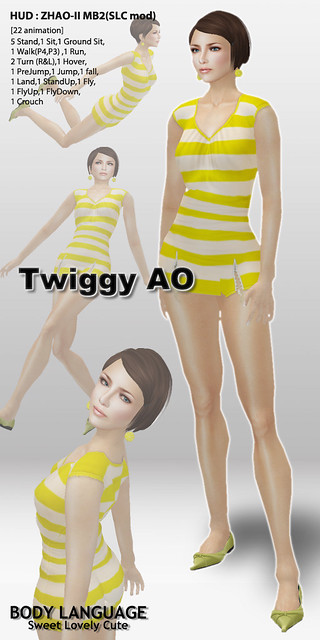 Twiggy AO set